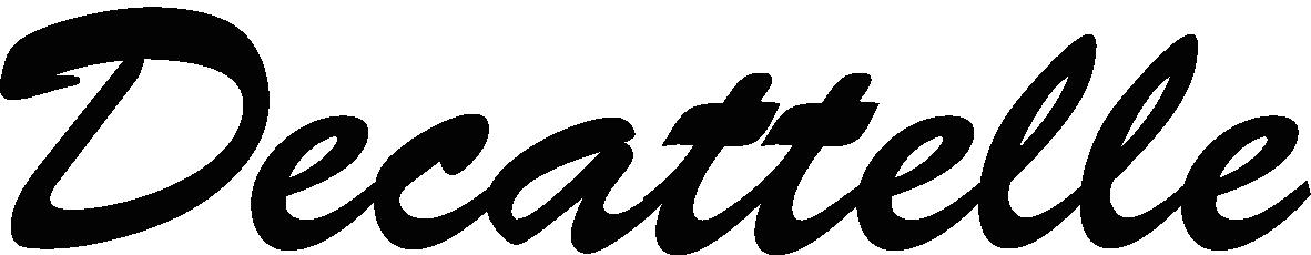 Decattelle logo